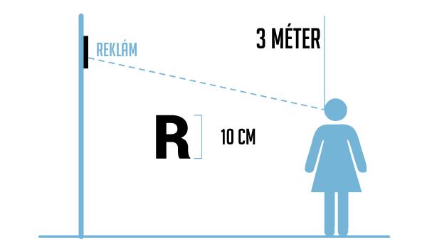 Grafikai tervezés - méretezés